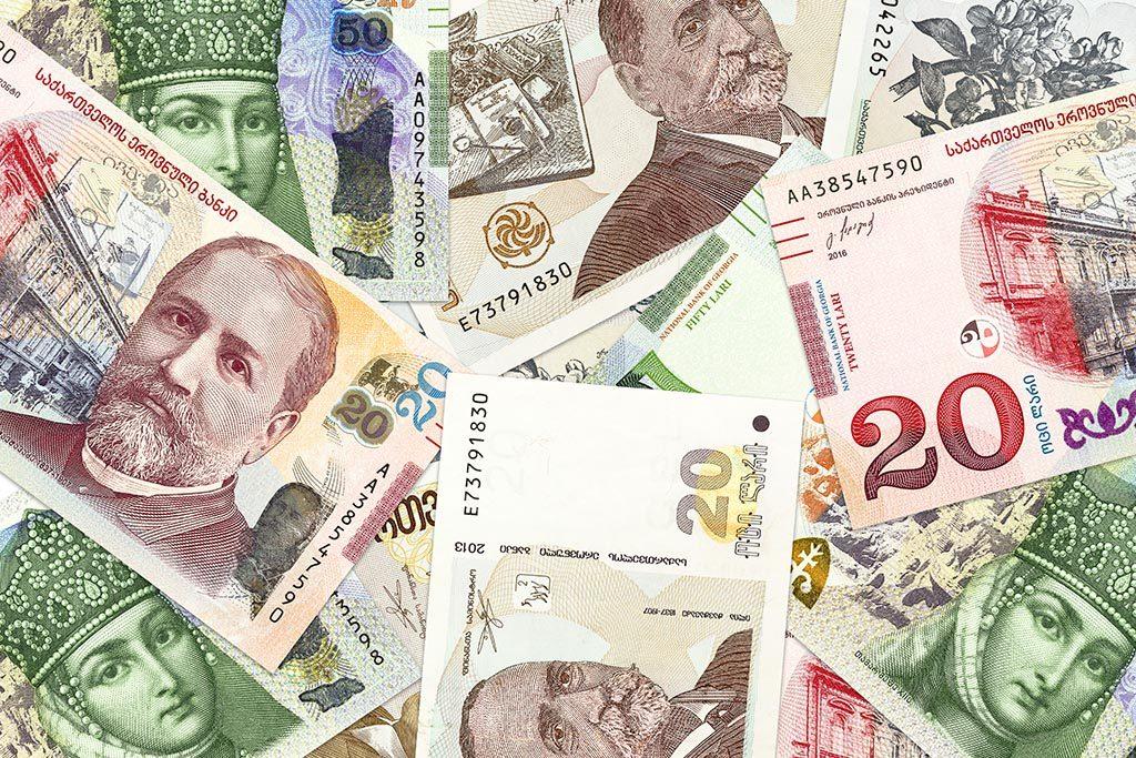 Какая валюта в Грузии