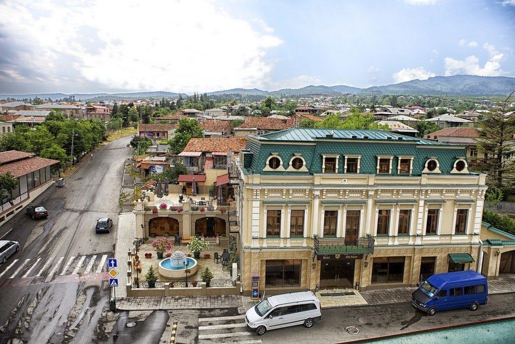 Телави. Грузия