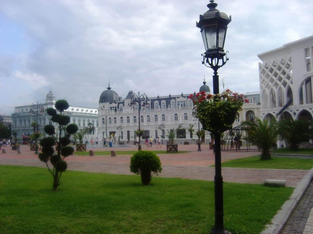 Поти, Грузия