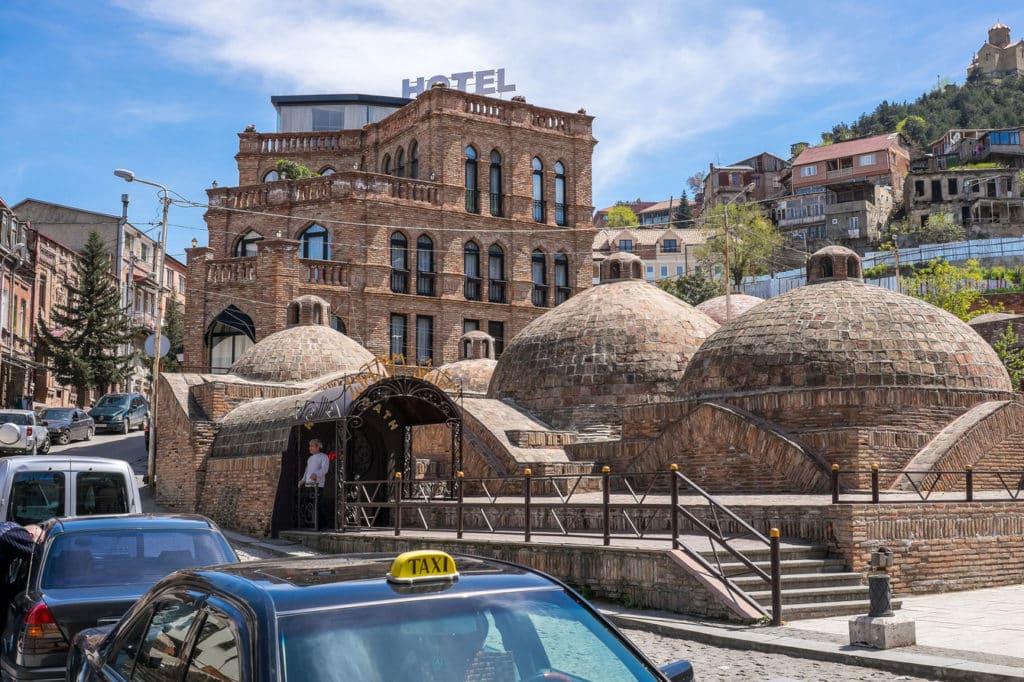 Тбилиси столица Грузии