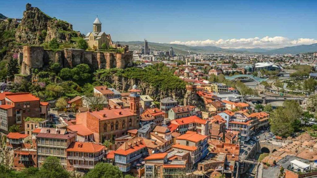 Грузия Тбилиси