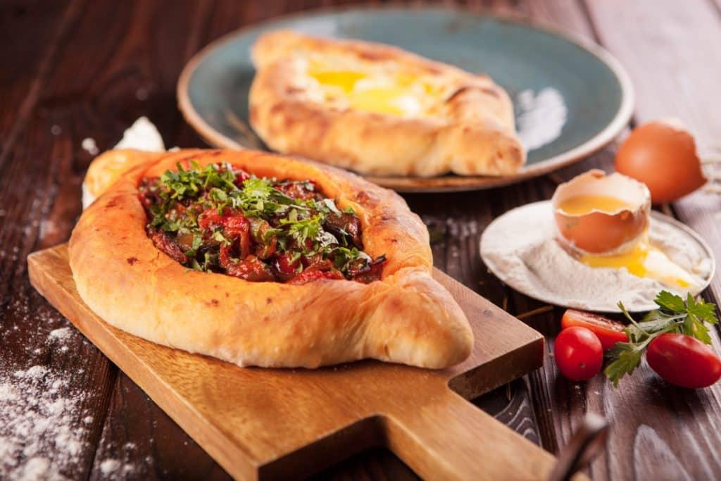 Грузинская кухня, популярные блюда, особенности