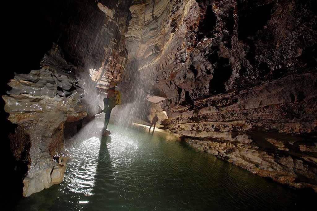 Крубера-Воронья – вторая из двух наиболее глубоких пещер на планете