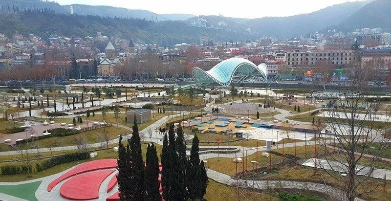 Погода в Грузии в ноябре