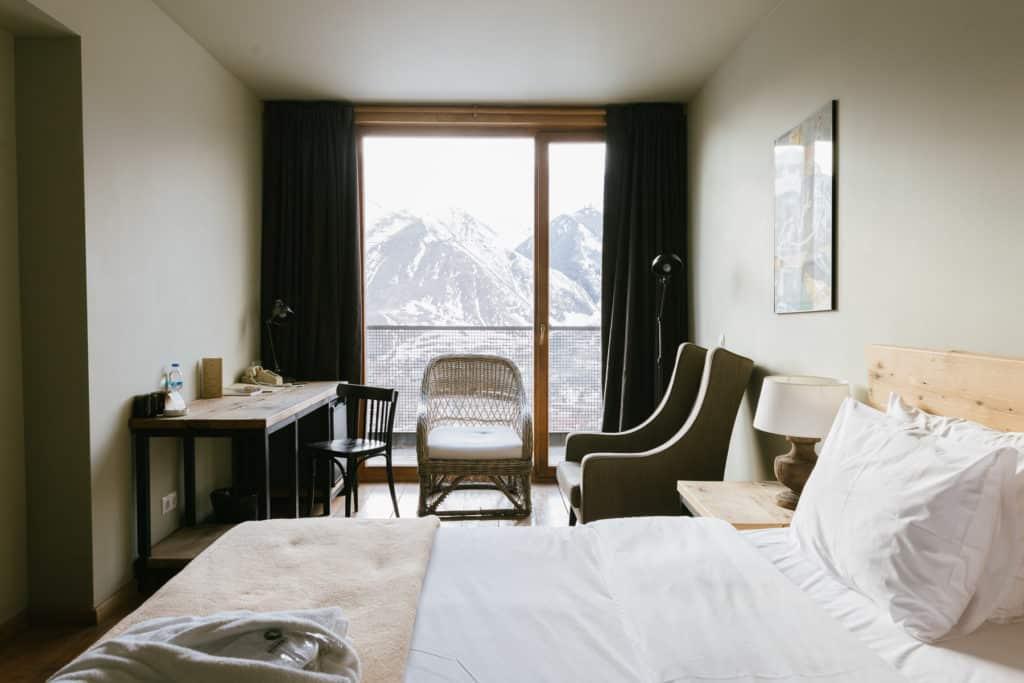 Отель Rooms Hotel Kazbegi